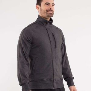 Lululemon Athletica Full Zip Jacket M Kung Fu